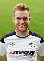 Derby County Photo Call.  Alex Pearce