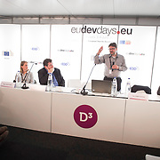 03 June 2015 - Belgium - Brussels - European Development Days - EDD - Food - Revolutionising data use to feed the planet © European Union