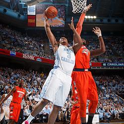 2015-01-26 Syracuse at North Carolina basketball