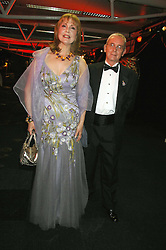 MR JOHN GREY and MARIA SHAMMAS chairman of the evening at the British Red Cross Gala Ball 2007 themed 'East Meets West' held at Old Billingsgate, 16 Lower Thames Street, London on 5th June 2007.<br /><br />NON EXCLUSIVE - WORLD RIGHTS