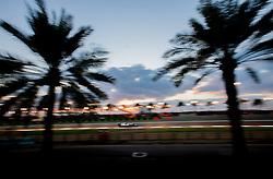 November 26, 2017 - Abu Dhabi, United Arab Emirates - Valtteri Bottas of Finland and Mercedes Team driver goes during the race at Formula One Etihad Airways Abu Dhabi Grand Prix on Nov 26, 2017 in Yas Marina Circuit, Abu Dhabi, UAE. (Credit Image: © Robert Szaniszlo/NurPhoto via ZUMA Press)