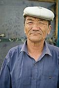 The town doctor, Kharkhorin, Mongolia