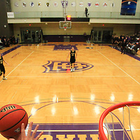 St. Olaf defeated St. Thomas 64-56 in MIAC play on Wednesday evening at Schoenecker Arena on the St. Thomas campus.