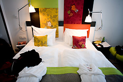 Andel's Hotel during Eurobasket 2009, on September 15, 2009 in  Lodz, Poland.  (Photo by Vid Ponikvar / Sportida)