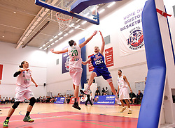 Mathias Seilund of Bristol Flyers  - Mandatory byline: Joe Meredith/JMP - 11/12/2015 - Basketball - SGS Wise Campus - Bristol, England - Bristol Flyers v Plymouth Raiders - British Basketball League