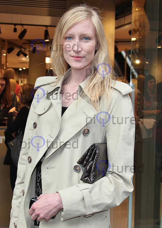 LONDON - June 013: Jade Parfitt at Esprit Launch in Regent Street