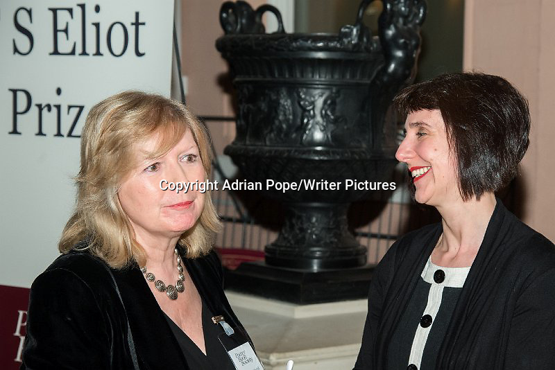 T S Eliot Prize ceremony held at The Wallace Collection in London on the 13th January 2014<br /> <br /> Photograph by Adrian Pope/Writer Pictures<br /> <br /> WORLD RIGHTS