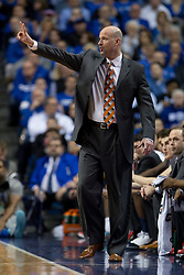 Ole Miss head coach Andy Kennedy. The University of Kentucky hosted Ole Miss, Saturday, Jan. 02, 2016 at Rupp Arena in Lexington.