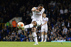 19.09.2013, White Hart Lane, London, ENG, UEFA Champions League, Tottenham Hotspur vs Toromsoe IL, Gruppe K, im Bild Tottenham's Mousa Dembele takes a shot at goal during UEFA Champions League group K match between Tottenham Hotspur vs Toromsoe IL at the White Hart Lane, London, United Kingdom on 2013/09/19 . EXPA Pictures © 2013, PhotoCredit: EXPA/ Mitchell Gunn <br /> <br /> ***** ATTENTION - OUT OF GBR *****
