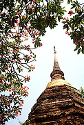 Wat Pa Pao, example of a Shan temple in Chiang Mai