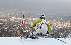 19.02.2011, Gudiberg, Garmisch Partenkirchen, GER, FIS Alpin Ski WM 2011, GAP, Damen, Slalom, im Bild Susanne Riesch (GER) // Susanne Riesch (GER) during Ladie's Slalom Fis Alpine Ski World Championships in Garmisch Partenkirchen, Germany on 19/2/2011. EXPA Pictures © 2011, PhotoCredit: EXPA/ M. Gunn