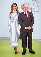 Queen Rania & King Abdullah Inaugurate QRTA