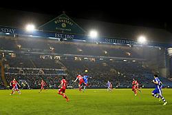 A general view of Hillsborough Stadium during play - Mandatory by-line: Matt McNulty/JMP - 14/02/2017 - FOOTBALL - Hillsborough - Sheffield, England - Sheffield Wednesday v Blackburn Rovers - Sky Bet Championship