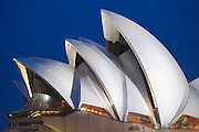 Sydney Opera House - Detail of Sails