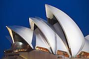 Sydney Opera House - Detail of Sails