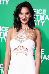 Los Angeles Premiere Of Paramount Pictures' 'Office Christmas Party' at the Regency Village Theatre on December 7, 2016 in Westwood, California. 07 Dec 2016 Pictured: Olivia Munn. Photo credit: Image Press/MEGA TheMegaAgency.com +1 888 505 6342