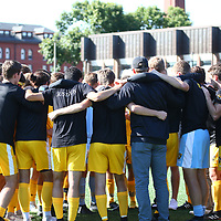Men's Soccer: University of St. Thomas (Minnesota) Tommies vs. Gustavus Adolphus College Gusties