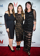 Anna Beth Goodman, Alexa Georges, and Allison Kendrick at the New Orleans Film Society Gala