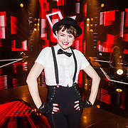 NLD/Hilversum/20160122 - 6de live uitzending The Voice of Holland 2016, Jennie lena