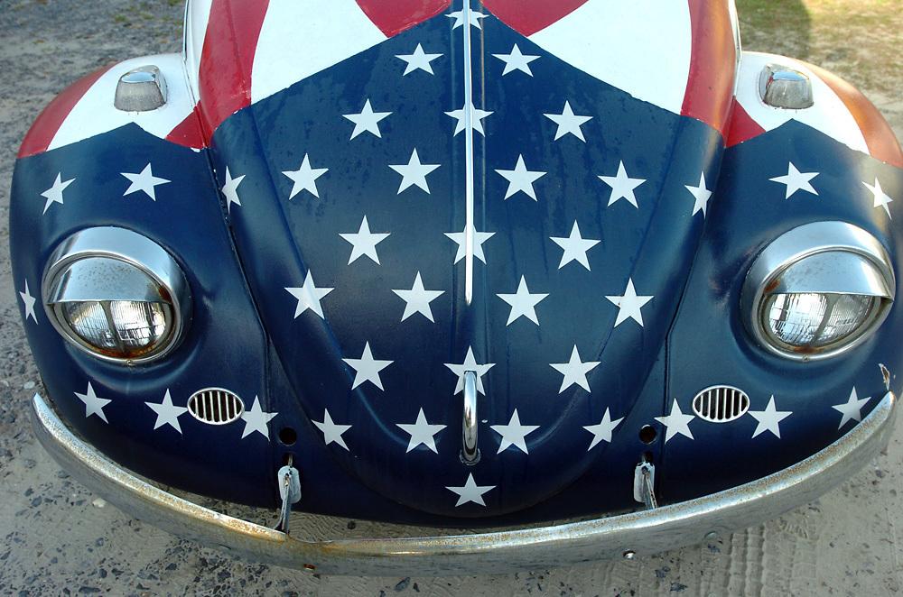 Volkswagen Beetle in Central Florida