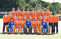 UTRECHT - Nederlands Hockeyteam Jongens A. COPYRIGHT KOEN SUYK