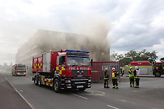 Marchwood Biffa Fire