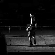 3/2/13 8:33:12 AM --- SPORTS SHOOTER ACADEMY --- La Habra Boxing Club. Photo by Edgar Angelone, Sports Shooter Academy
