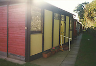 Ex LCC mobile homes , sold by the GLC and still going strong in Clacto on sea Essex at Castlehill Park off London Rd. These are private home which sell on the open market, which shows just like the post war prefabs like the uni-seco and Arcon's the Mobiles could have a long life.