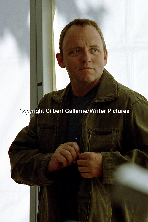Dennis Lehane<br /> <br /> copyright Gilbert Gallerne/Writer Pictures<br /> contact +44 (0)20 822 41564<br /> info@writerpictures.com<br /> www.writerpictures.com