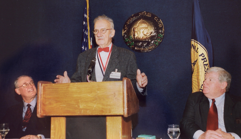 RUSS PRIZE in Washington D.C. With Wilson Greatbatch