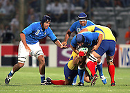Marseille, FRANCE - 12th September 2007, Carlo Festuccia of Italy during the Rugby World Cup, pool C, match between Italy and Romania held at the Stade Velodrome in Marseille, France...Photo: Ron Gaunt/ Sportzpics