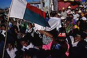 Funeral, Antananarivo, Madagascar
