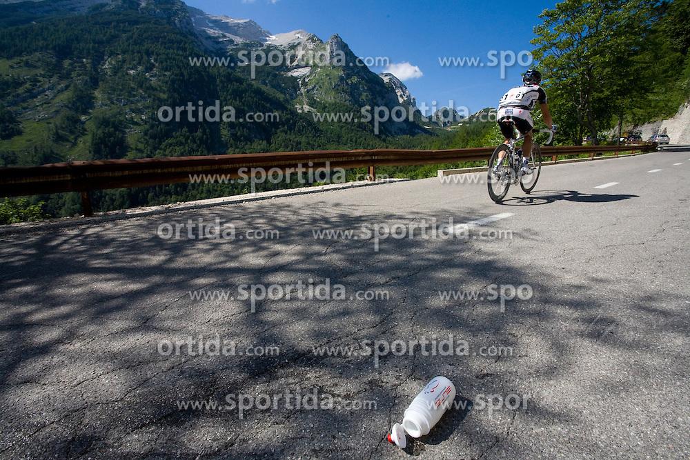 Alexandr Kolobnev   (RUS) of Team Saxo Bank at 1st stage of Tour de Slovenie 2009 from Koper (SLO) to Villach (AUT),  229 km, on June 18 2009, in Koper, Slovenia. (Photo by Vid Ponikvar / Sportida)