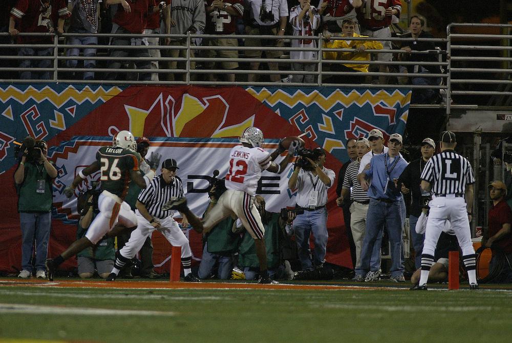 2002 OHIO STATE UNIVERSITY Football