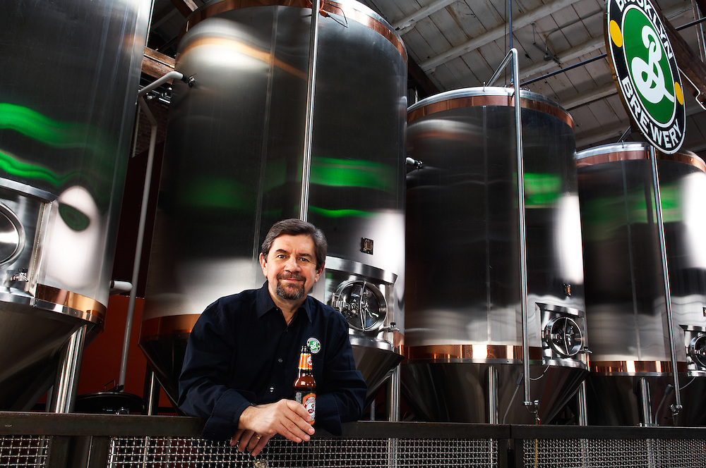 teve Hindy, President & Co-Founder, Brooklyn Brewery
