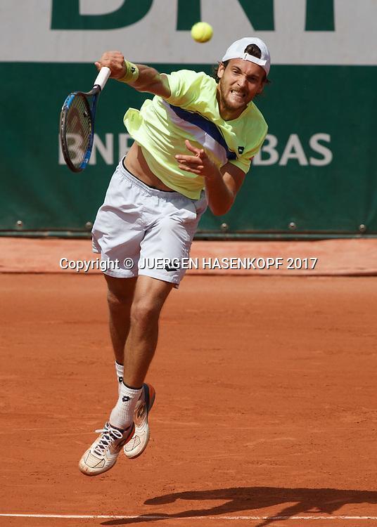 JOAO SOUSA (POR)<br /> <br /> Tennis - French Open 2017 - Grand Slam ATP / WTA -  Roland Garros - Paris -  - France  - 31 May 2017.