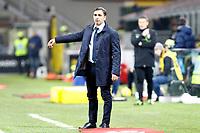 Fabio Pecchia allenatore del Verona - Tim Cup - Ottavi di Finale - Milan-Verona