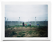 Idomeni, Greece, 2016 <br />