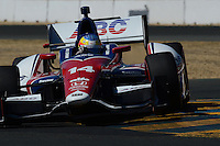Mike Conway, Indy Grand Prix of Sonoma, Infineon Raceway, Sonoma, CA 08/26/12