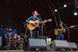 The Dunwells perform at Sixways Stadium - Mandatory by-line: Matt McNulty/JMP - 14/07/2017 - Sixways Stadium - Worcester, England