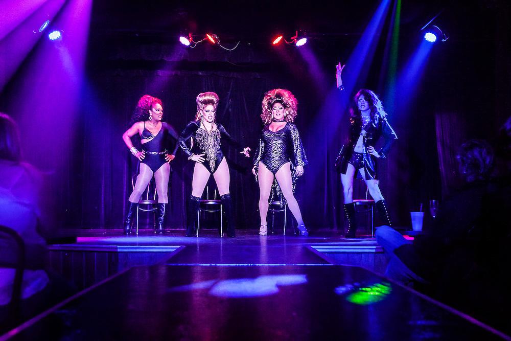 Lady Chablis at Club One - Savannah Georgia