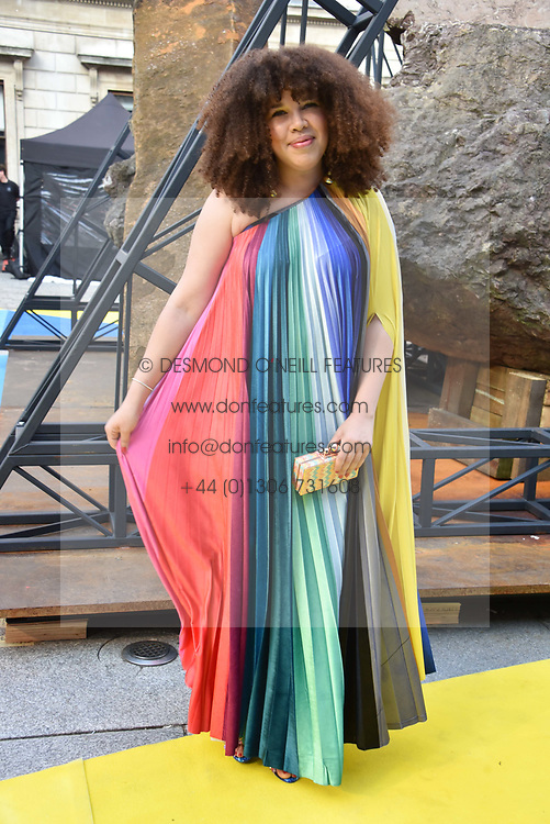 Zezi Ifore at the Royal Academy Of Arts Summer Exhibition Preview Party 2018 held at The Royal Academy, Burlington House, Piccadilly, London, England. 06 June 2018.