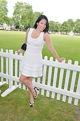 AMY MOLYNEAUX at the Flannels for Heroes Cricket tournament in association with Dockers in aid of the charities Walking With The Wounded, On Course Foundation and Combat Stress held at Burton Court, London on 20th June 2014.