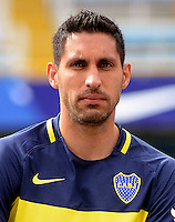 Argentina Football League First Division - Axion Energy 2016-2017 / <br /> Club Atletico Boca Juniors - <br /> Juan Manuel Insaurralde