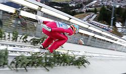 29.12.2013, Schattenbergschanze, Oberstdorf, GER, FIS Ski Sprung Weltcup, 62. Vierschanzentournee, Training, im Bild Tom Hilde (NOR) // Tom Hilde of Norway during practice Jump of 62th Four Hills Tournament of FIS Ski Jumping World Cup at the Schattenbergschanze, Oberstdorf, Germany on 2013/12/29. EXPA Pictures © 2013, PhotoCredit: EXPA/ Peter Rinderer