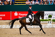 Nathalie zu Sayn Wittgenstein - Digby<br /> Reem Acra FEI World Cup Final Dressage 2011<br /> © DigiShots