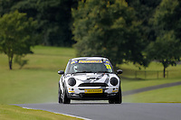 #33 Stuart Lane R53 Cooper S during the MINI Challenge - Cooper S, Cooper & Open at Oulton Park, Little Budworth, Cheshire, United Kingdom. August 20 2016. World Copyright Peter Taylor/PSP.