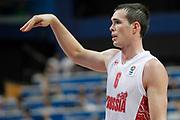 DESCRIZIONE : Vilnius Lithuania Lituania Eurobasket Men 2011 Second Round Russia Macedonia Russia FYR of Macedonia<br /> GIOCATORE : Aleksey Shved<br /> CATEGORIA : ritratto<br /> SQUADRA : Russia Macedonia Russia FYR of Macedonia<br /> EVENTO : Eurobasket Men 2011<br /> GARA : Russia Macedonia Russia FYR of Macedonia<br /> DATA : 12/09/2011<br /> SPORT : Pallacanestro <br /> AUTORE : Agenzia Ciamillo-Castoria/M.Metlas<br /> Galleria : Eurobasket Men 2011<br /> Fotonotizia : Vilnius Lithuania Lituania Eurobasket Men 2011 Second Round Russia Macedonia Russia FYR of Macedonia<br /> Predefinita :