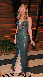 Jennifer Westfeldt arrives at the 2014 Vanity Fair Oscar Party in West Hollywood, California, USA,  Sunday, 2nd March 2014. Picture by Hollywood Bubbles / i-Images<br /> UK ONLY