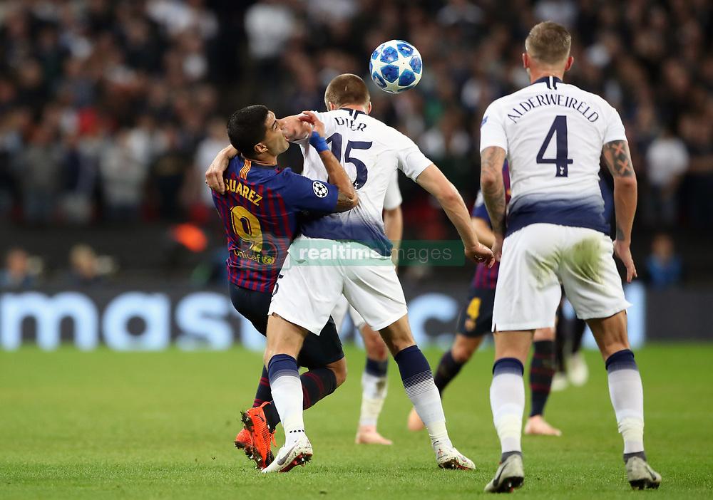 صور مباراة : توتنهام - برشلونة 2-4 ( 03-10-2018 )  38929222